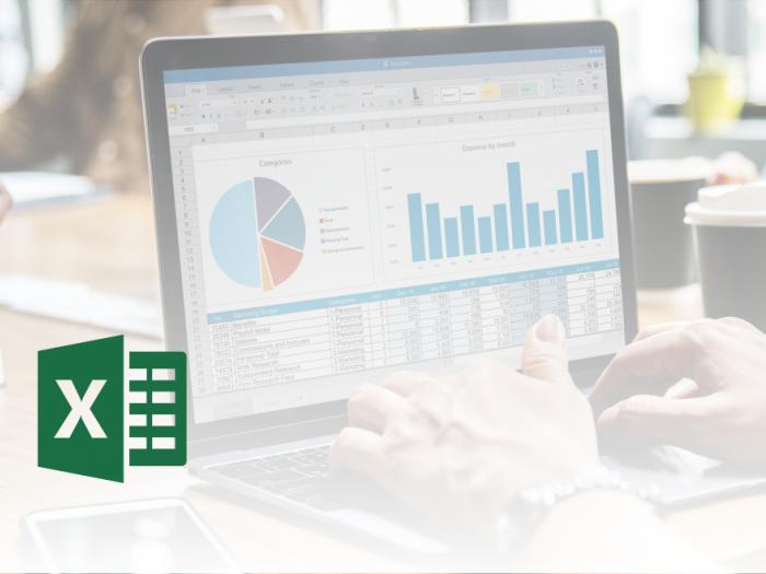 Microsoft Office Excel - Izdelava grafikona z dvema nizoma podatkov