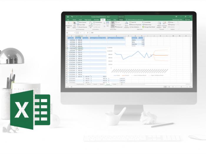 Microsoft Office Excel - VLOOKUP in HLOOKUP